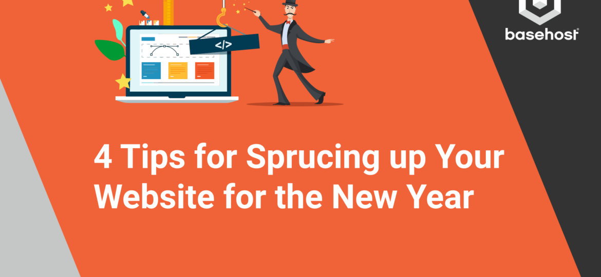BH Blog 2021 Tips Sprucing Your Website