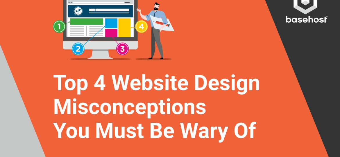 BH Blog 2021 Top 4 Website Misconceptions