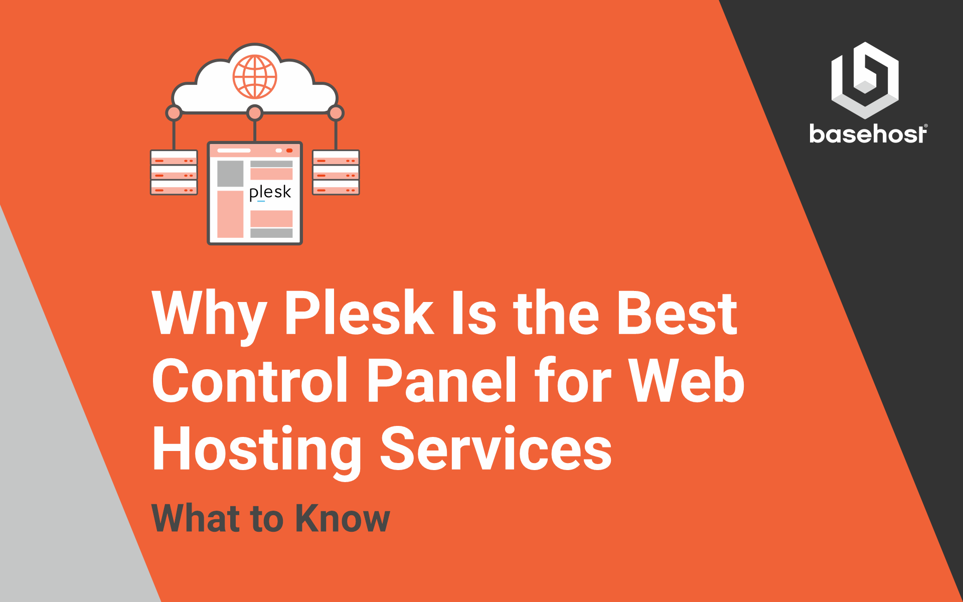 Why Plesk Is The Best Control Panel For Web Hosting Services What To Know Basehost