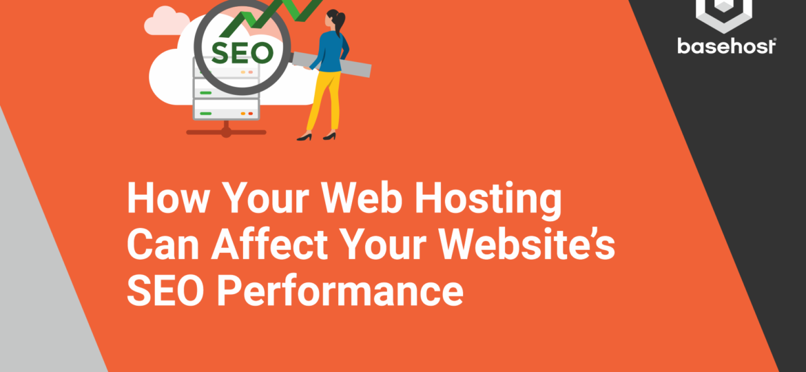 BaseHost Web Host SEO Perf Blog Banner